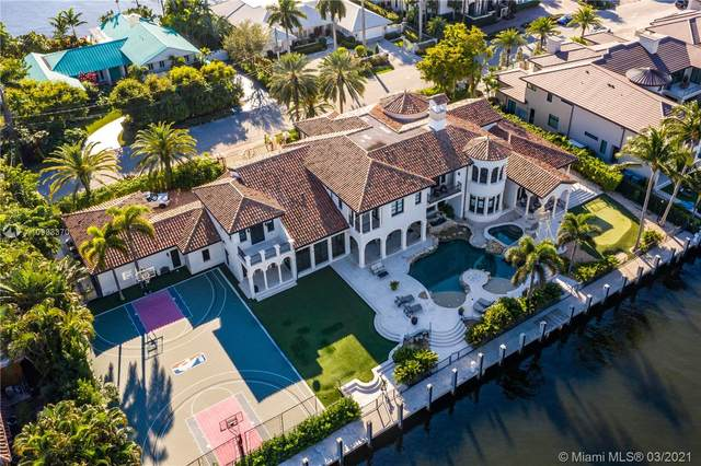 2571 Del Lago Dr, Fort Lauderdale, FL 33316 (MLS #A10993370) :: The Riley Smith Group