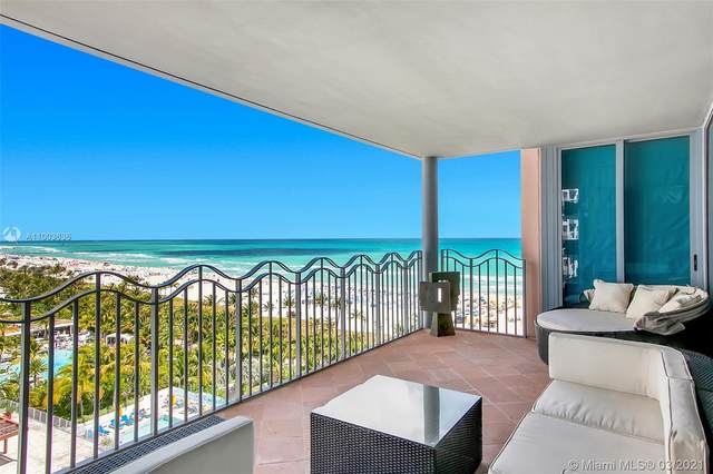 1500 Ocean Dr #1003, Miami Beach, FL 33139 (MLS #A11003636) :: The Howland Group