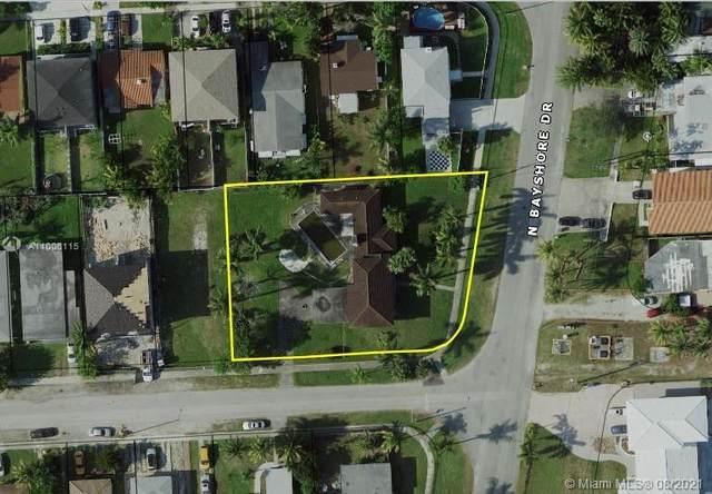 10900 N Bayshore Dr, Miami, FL 33161 (MLS #A11006115) :: Castelli Real Estate Services