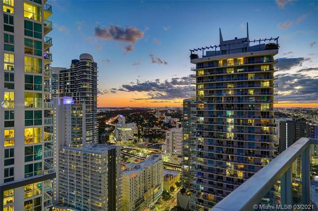 1050 Brickell Ave Ph3504, Miami, FL 33131 (MLS #A11008021) :: The Teri Arbogast Team at Keller Williams Partners SW