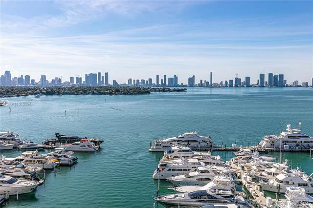 1900 Sunset Harbour Dr 1202/4, Miami Beach, FL 33139 (MLS #A11010304) :: The Rose Harris Group