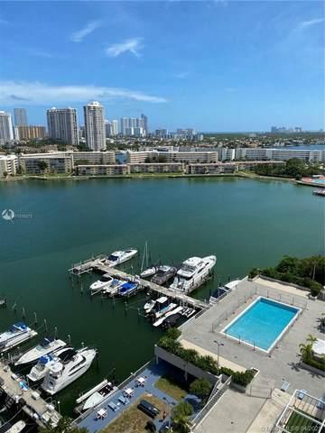 18071 Biscayne Blvd 1703-3, Aventura, FL 33160 (MLS #A11016273) :: Compass FL LLC