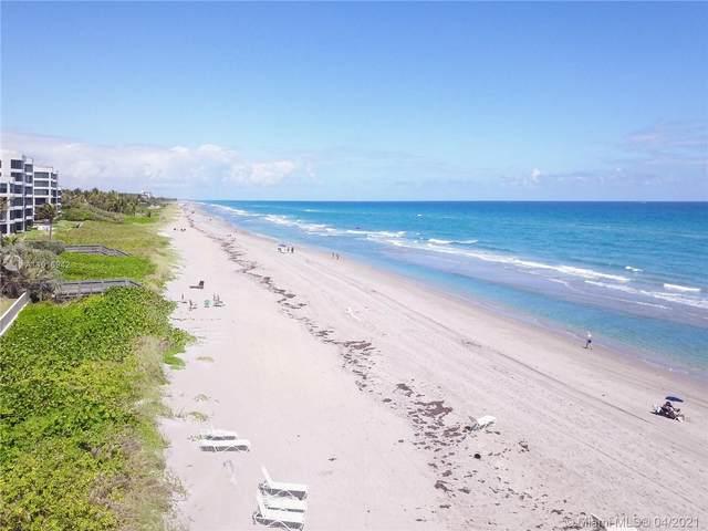 2701 S Ocean Blvd #22, Highland Beach, FL 33487 (MLS #A11016942) :: ONE | Sotheby's International Realty