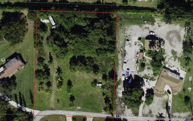 5165 Horseshoe Cir N, West Palm Beach, FL 33417 (MLS #A11021383) :: Team Citron