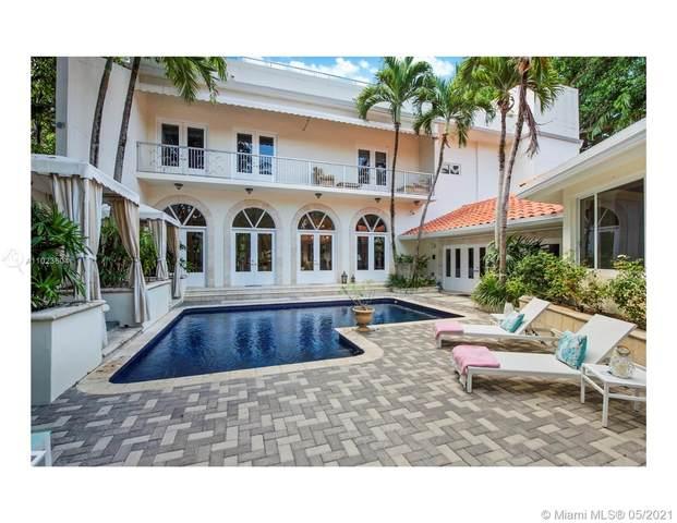 2461- FKA S Bayshore Drive, Miami, FL 33133 (MLS #A11023604) :: The Riley Smith Group