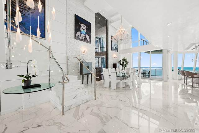 17121 Collins Ave #4604, Sunny Isles Beach, FL 33160 (MLS #A11026151) :: GK Realty Group LLC