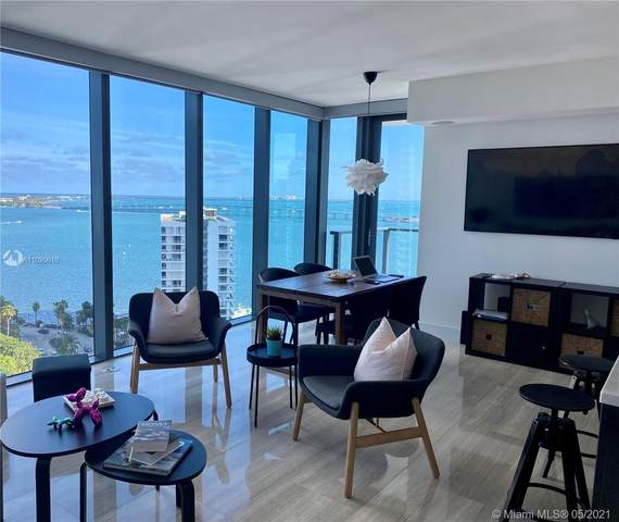 1451 Brickell Ave #1703, Miami, FL 33131 (MLS #A11026618) :: The Rose Harris Group
