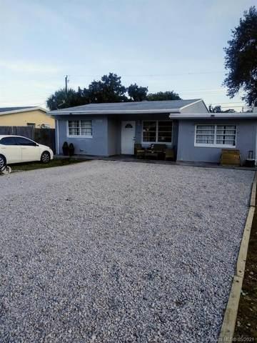 6504 SW 22nd St, Miramar, FL 33023 (MLS #A11026701) :: Team Citron