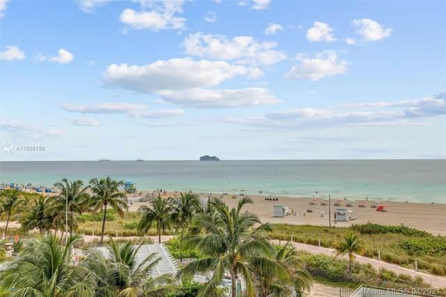 401 Ocean Dr #621, Miami Beach, FL 33139 (MLS #A11028158) :: The Teri Arbogast Team at Keller Williams Partners SW