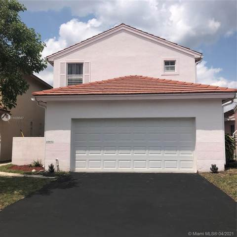 18851 NW 19th St, Pembroke Pines, FL 33029 (MLS #A11028587) :: The Jack Coden Group