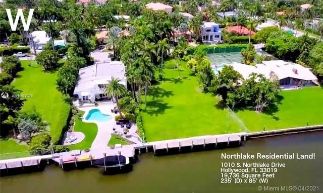 1010 S Northlake Dr, Hollywood, FL 33019 (MLS #A11031778) :: Berkshire Hathaway HomeServices EWM Realty