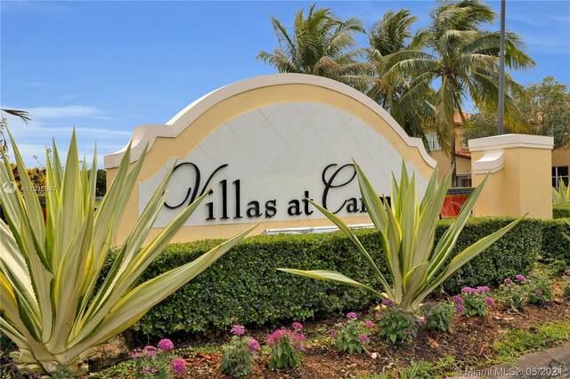1490 NE 33rd Ave 107-13, Homestead, FL 33033 (MLS #A11035647) :: Compass FL LLC