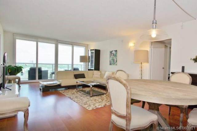 100 Bayview Dr #1501, Sunny Isles Beach, FL 33160 (#A11049524) :: Posh Properties