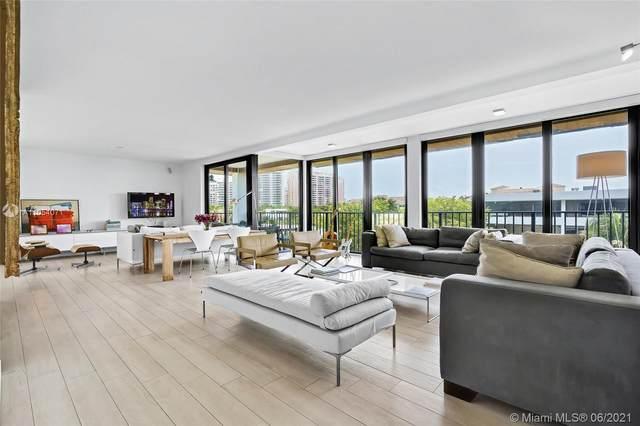 155 Sunrise Dr 5A, Key Biscayne, FL 33149 (MLS #A11054071) :: Berkshire Hathaway HomeServices EWM Realty