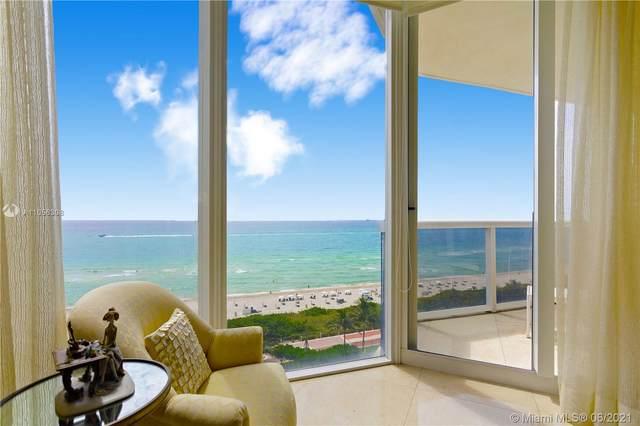 4779 Collins Ave #1002, Miami Beach, FL 33140 (#A11056308) :: Dalton Wade