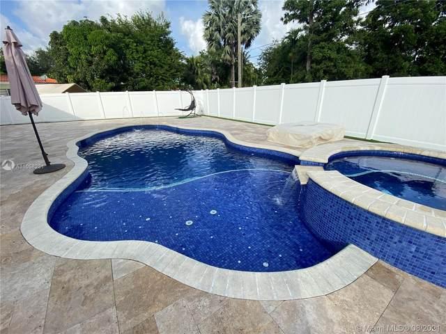 30 Bentley Dr, Miami Springs, FL 33166 (MLS #A11058231) :: Castelli Real Estate Services