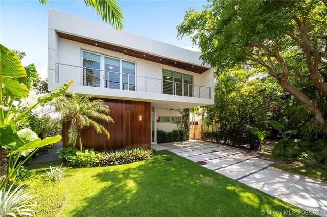 4039 Ventura Ave, Miami, FL 33133 (MLS #A11059151) :: Prestige Realty Group