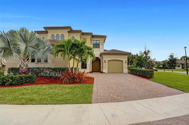 11535 NW 82nd Ct, Parkland, FL 33076 (MLS #A11059543) :: Vigny Arduz | RE/MAX Advance Realty