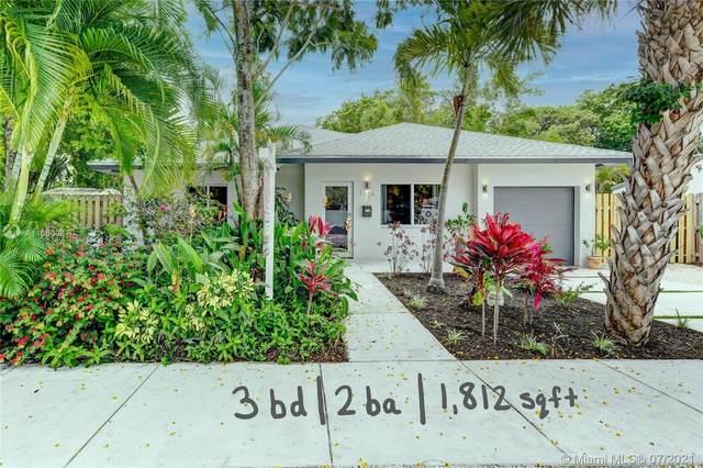 1126 NE 16th Ct, Fort Lauderdale, FL 33305 (MLS #A11060087) :: Natalia Pyrig Elite Team | Charles Rutenberg Realty