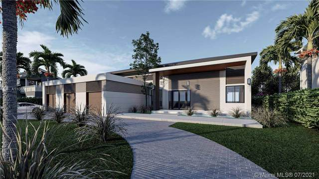 1001 San Pedro Ave, Coral Gables, FL 33156 (MLS #A11061418) :: Team Citron
