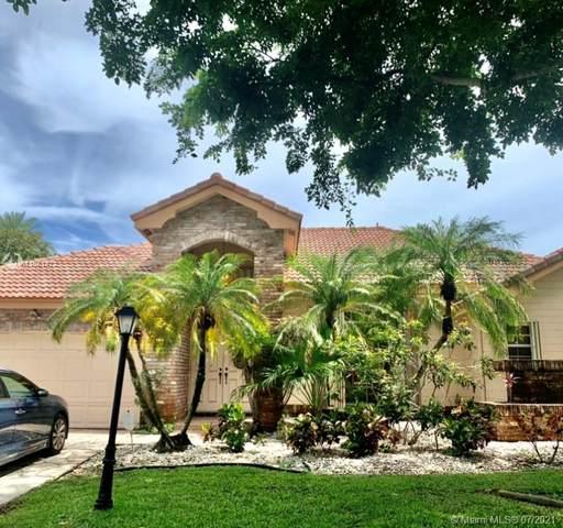 4700 Chardonnay Dr, Coral Springs, FL 33067 (MLS #A11061472) :: Team Citron