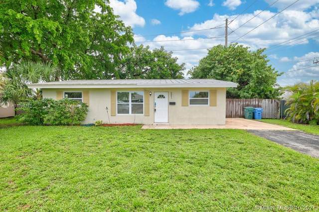 4901 NE 13th Avenue Avenue #4901, Oakland Park, FL 33334 (MLS #A11080767) :: Berkshire Hathaway HomeServices EWM Realty