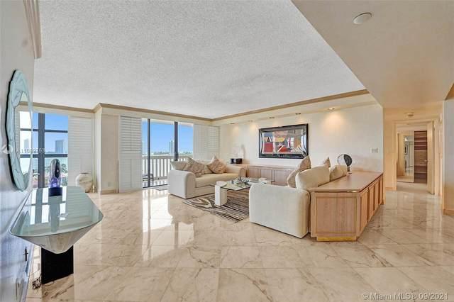 1000 Island Blvd #902, Aventura, FL 33160 (MLS #A11089753) :: GK Realty Group LLC
