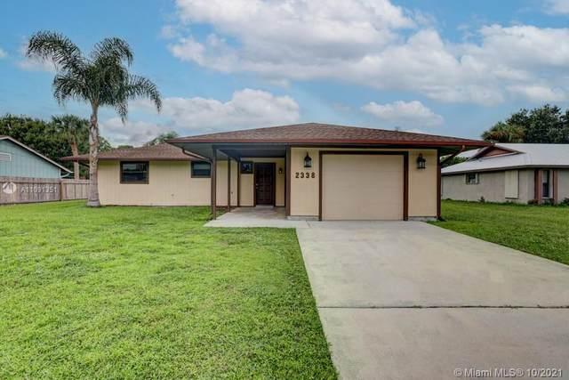2338 SE Burton Street #2338, Port Saint Lucie, FL 34952 (MLS #A11091351) :: Castelli Real Estate Services