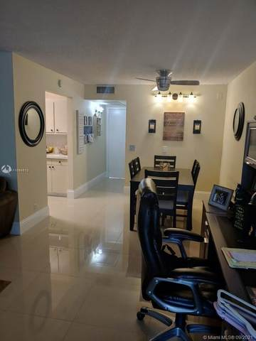 13250 SW 4 Court 204G, Pembroke Pines, FL 33027 (MLS #A11094512) :: Equity Realty