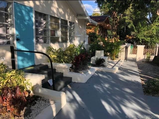 115 NW 32nd St, Miami, FL 33127 (MLS #A11096968) :: Douglas Elliman