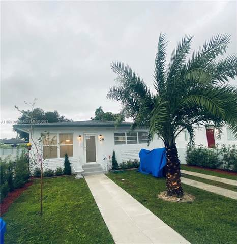 30 NW 24th Ave, Miami, FL 33125 (MLS #A11097300) :: Green Realty Properties