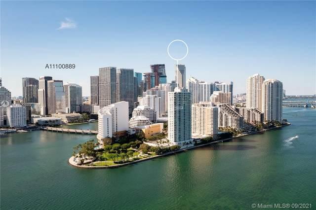 800 Claughton Island Dr #2404, Miami, FL 33131 (#A11100889) :: Posh Properties