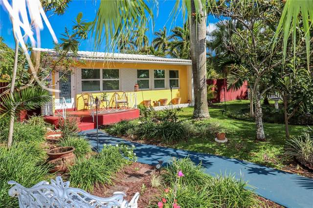 1607 Fletcher St, Hollywood, FL 33020 (MLS #A11102867) :: The Pearl Realty Group