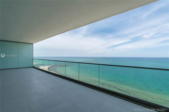 10203 Collins Ave 1903N, Bal Harbour, FL 33154 (MLS #A11105624) :: Berkshire Hathaway HomeServices EWM Realty