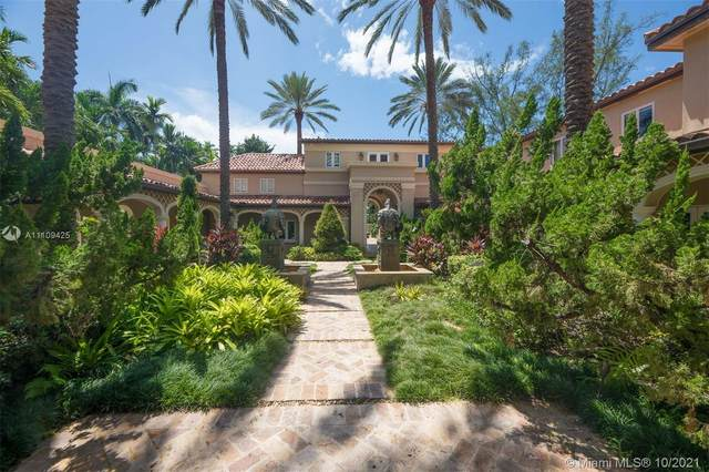 4411 Pine Tree Dr, Miami Beach, FL 33140 (MLS #A11109425) :: Castelli Real Estate Services
