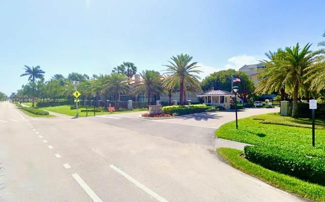 3912 S Ocean Blvd #108, Highland Beach, FL 33487 (#A11111734) :: Posh Properties