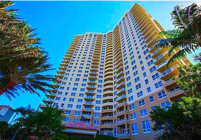19501 W Country Club Dr #1804, Aventura, FL 33180 (MLS #A1814996) :: Green Realty Properties