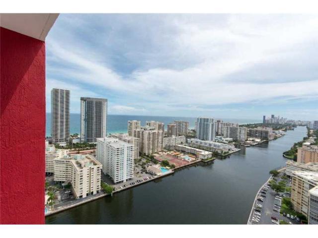 2602 E Halandale Beach #3309, Hallandale, FL 33009 (MLS #A10026145) :: Berkshire Hathaway HomeServices EWM Realty