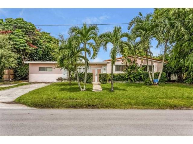6381 SW 62nd Ter, South Miami, FL 33143 (MLS #A10144132) :: Green Realty Properties