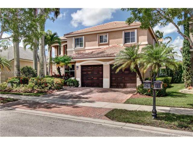 727 Aster Way, Weston, FL 33327 (MLS #A10293666) :: The Chenore Real Estate Group