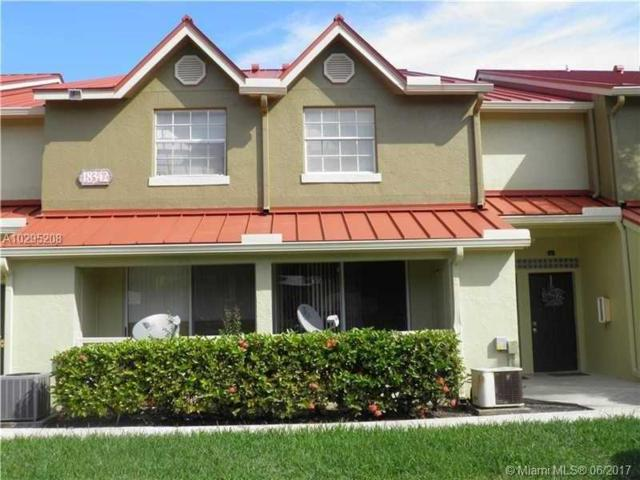 18342 NW 68th Ave F, Hialeah, FL 33015 (MLS #A10295208) :: The Teri Arbogast Team at Keller Williams Partners SW