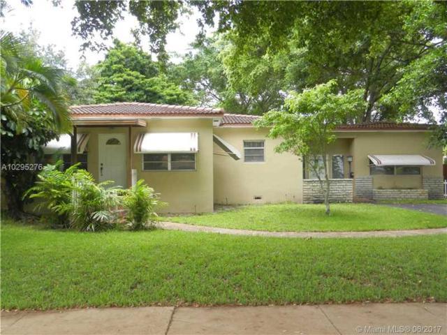 14 Glendale Dr, Miami Springs, FL 33166 (MLS #A10295276) :: Green Realty Properties