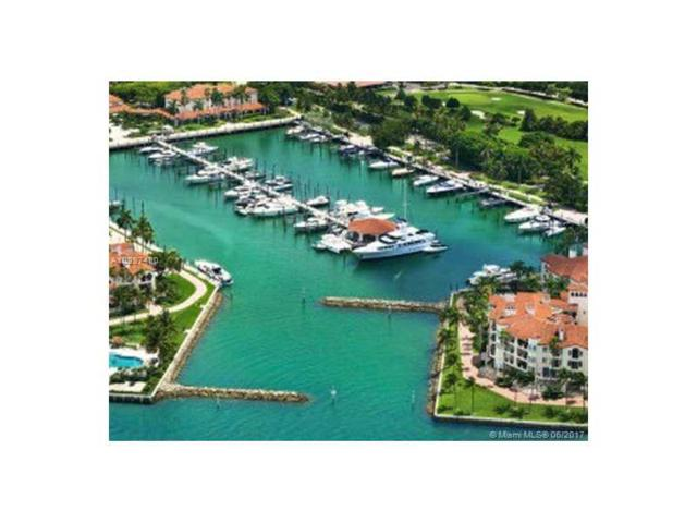 1 Fisher Island Dr Sli, Miami Beach, FL 33109 (MLS #A10297480) :: The Teri Arbogast Team at Keller Williams Partners SW