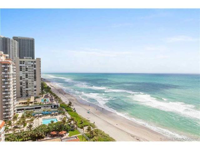 1950 S Ocean Dr 16M, Hallandale, FL 33009 (MLS #A10297980) :: RE/MAX Presidential Real Estate Group
