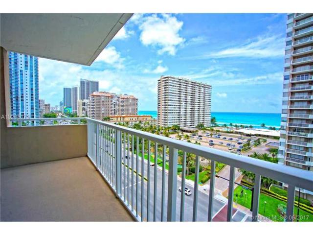 1985 S Ocean Drive 9P, Hallandale, FL 33009 (MLS #A10298179) :: RE/MAX Presidential Real Estate Group