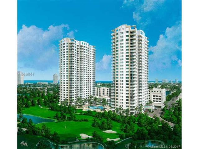 1745 E Hallandale Beach #1803, Hallandale, FL 33009 (MLS #A10298951) :: The Chenore Real Estate Group