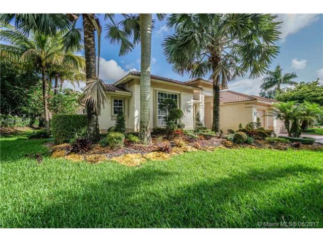 1499 Victoria Isle Dr, Weston, FL 33327 (MLS #A10299044) :: Green Realty Properties