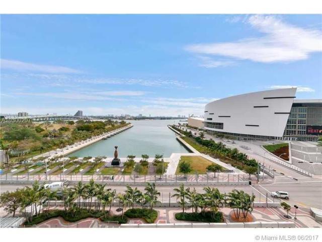 888 E Biscayne Blvd #706, Miami, FL 33132 (MLS #A10300207) :: Nick Quay Real Estate Group