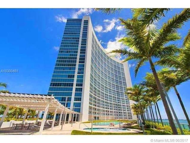 601 NE 36th St #2707, Miami, FL 33137 (MLS #A10300461) :: Nick Quay Real Estate Group