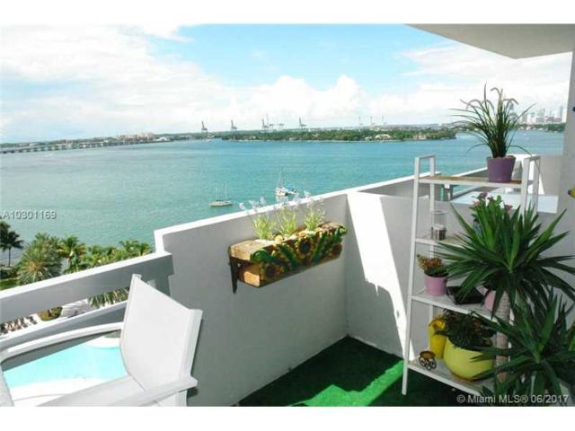 1500 N Bay Rd 1130S, Miami Beach, FL 33139 (MLS #A10301169) :: Nick Quay Real Estate Group